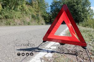 o que fazer em caso de acidente